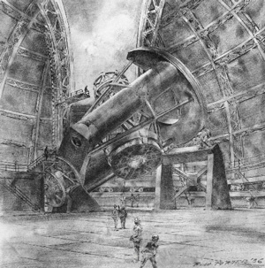 The 200 Inch Hale Telescope